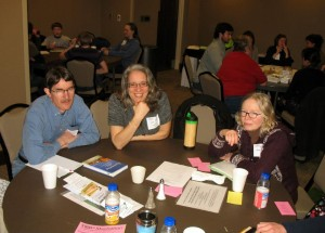 Transition Michiana economics table group