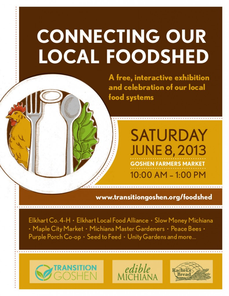 Connecting Our Local Foodshed - June 8, 2013