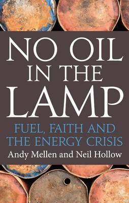 no oil in the lamp cover